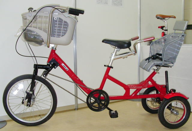 ... 人 乗り 自転車 自転車 産